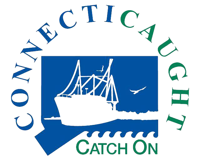 Connecticaught Logo - Local Connecticut Seafood