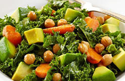 Kale Avocado Salad