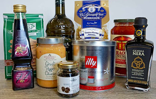 Specialy and Gourmet Products - Tates Cookies, Truffles, Olive Oil, Stonewall Kitchen, Rao's Pasta Sauce, Balsamic Vinegar