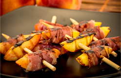Grilled Stonefruit Kabobs