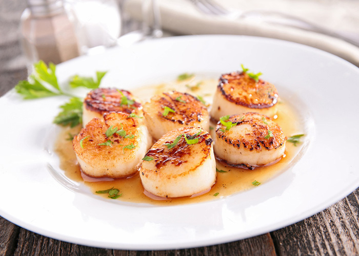 Stonington Dry Sea Scallops
