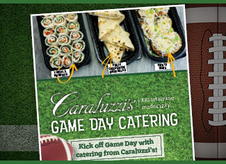 Caraluzzi's Game Day Catering
