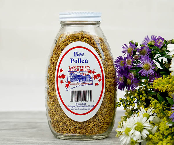 Lamothe's Sugar House Bee Pollen