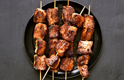 Spicy Korean Pork Skewers Caraluzzi's Markets