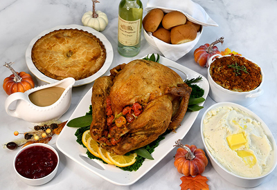 Caraluzzi's Thanksgiving Catering